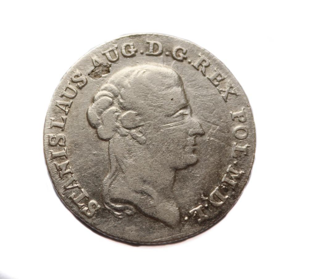Dwuzłotówka koronna 1794