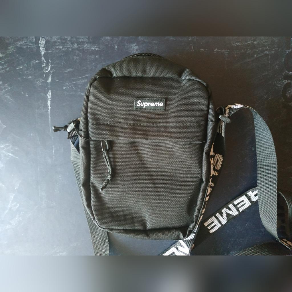 Listonoszka Supreme Shoulder Bag Ss18 Kup Teraz Za 250 00 Zl Sandomierz Allegro Lokalnie