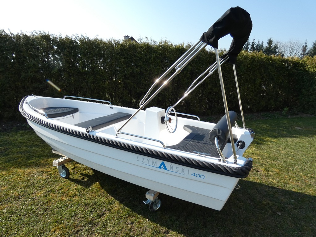 Купить лодку 91044 SZYMANSKI SMW-300DCk-K wędkarska туристическая на Eurozakup - цены и фото - доставка из Польши и стран Европы в Украину.