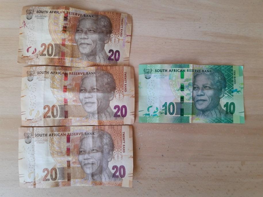 RPA zestaw 70 Rand