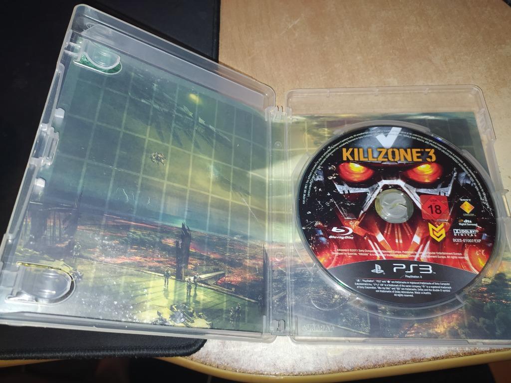 Killzone 3 Iii Ps3 Playstation 3 Kup Teraz Za 9 99 Zl Chorzow Allegro Lokalnie