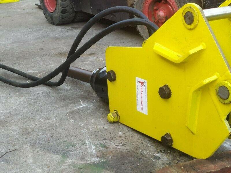 Młot hydrauliczny marki  Arrowhead HB61/S60