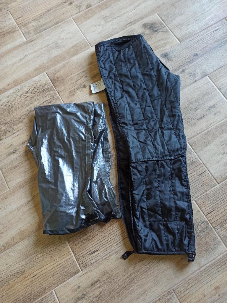 Штаны мотоциклетные shima hero pants black, фото 3