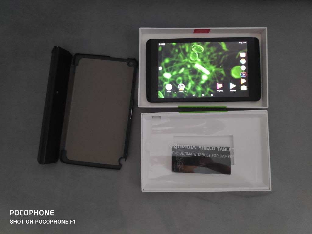 Nvidia Shield K1 Tablet Kup Teraz Za 399 00 Zl Poznan Allegro Lokalnie