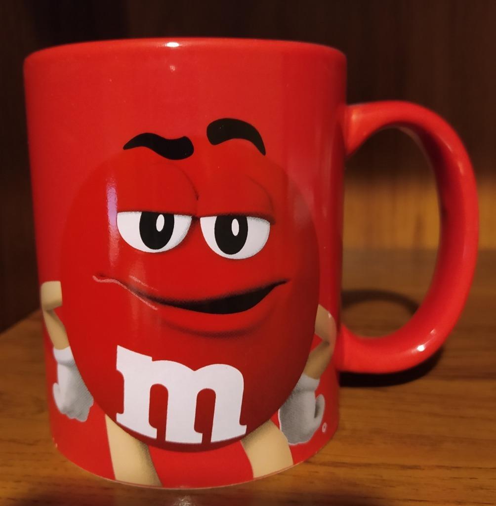 Kubek kolekcjonerski M&M'S