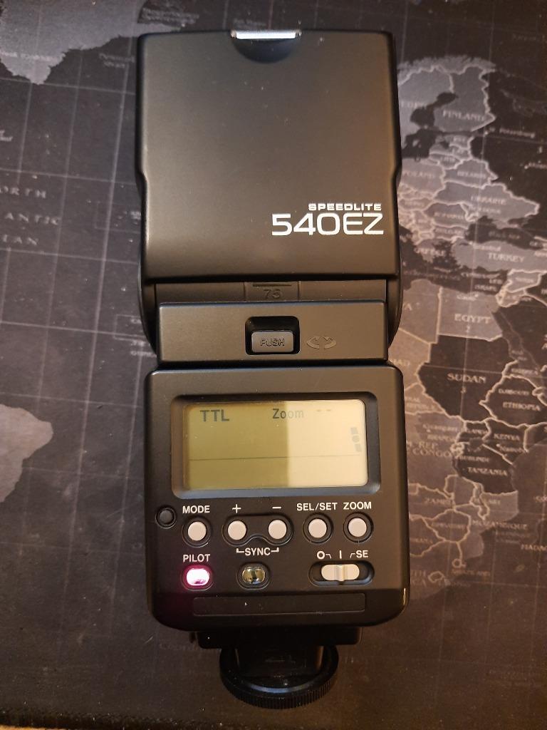 Canon 540EZ