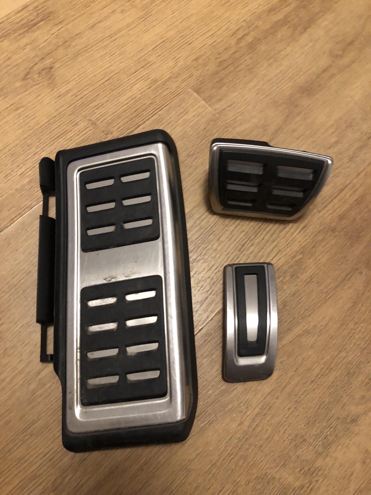 накладки на педали audi vw seat skoda 5q1864551a