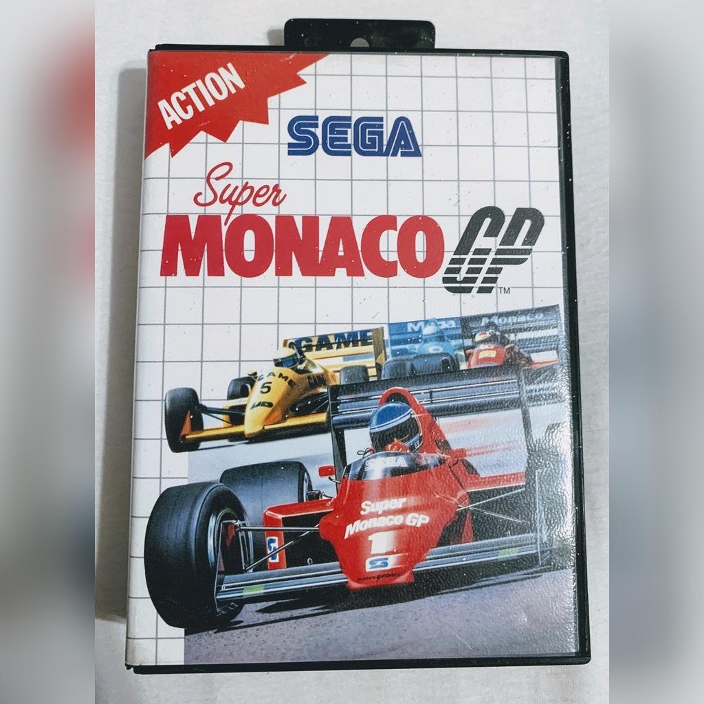 Купить Super Monaco GP на Sega Master System II на Otpravka - цены и фото - доставка из Польши и стран Европы в Украину.