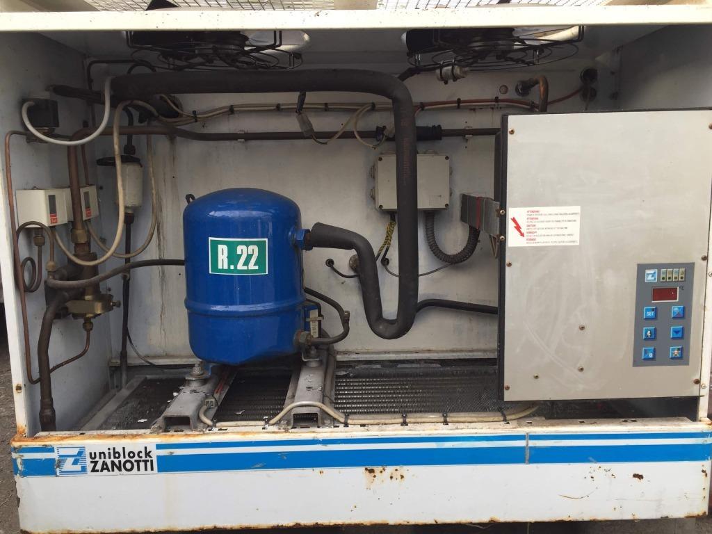 приводимый в действие для радиаторов uniblock zanotti рефрижератор