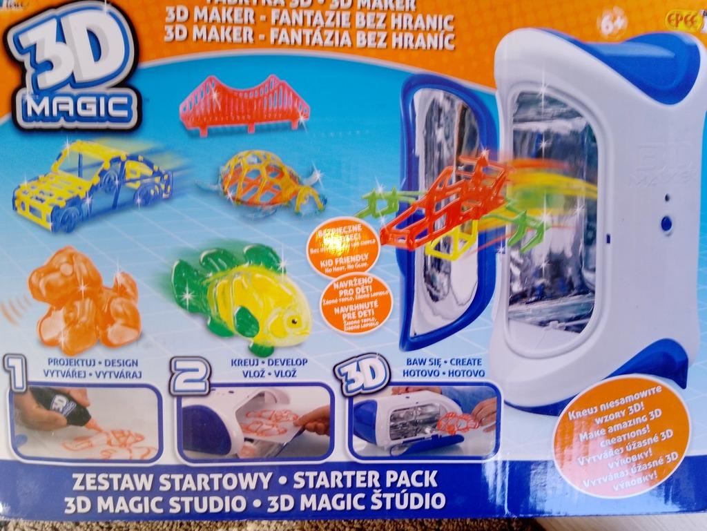 Licytacja Magiczne Pisaki 3d Szablony I Sprzet Do Utwardzani Kielce Allegro Lokalnie