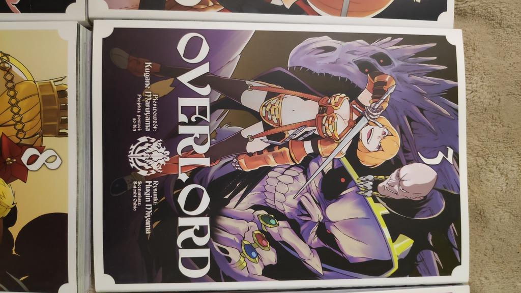 Overlord 3 Manga Kup Teraz Za 12 00 Zl Tychy Allegro Lokalnie