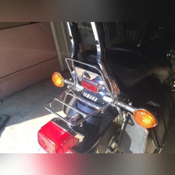 Bagażnik Yamaha Virago 750