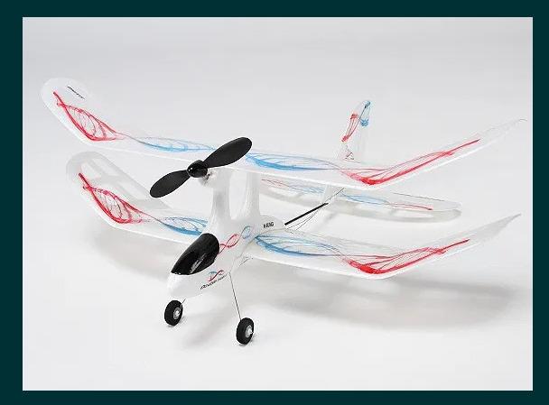 Double Helix zdalnie sterowany samolot rc + gratis