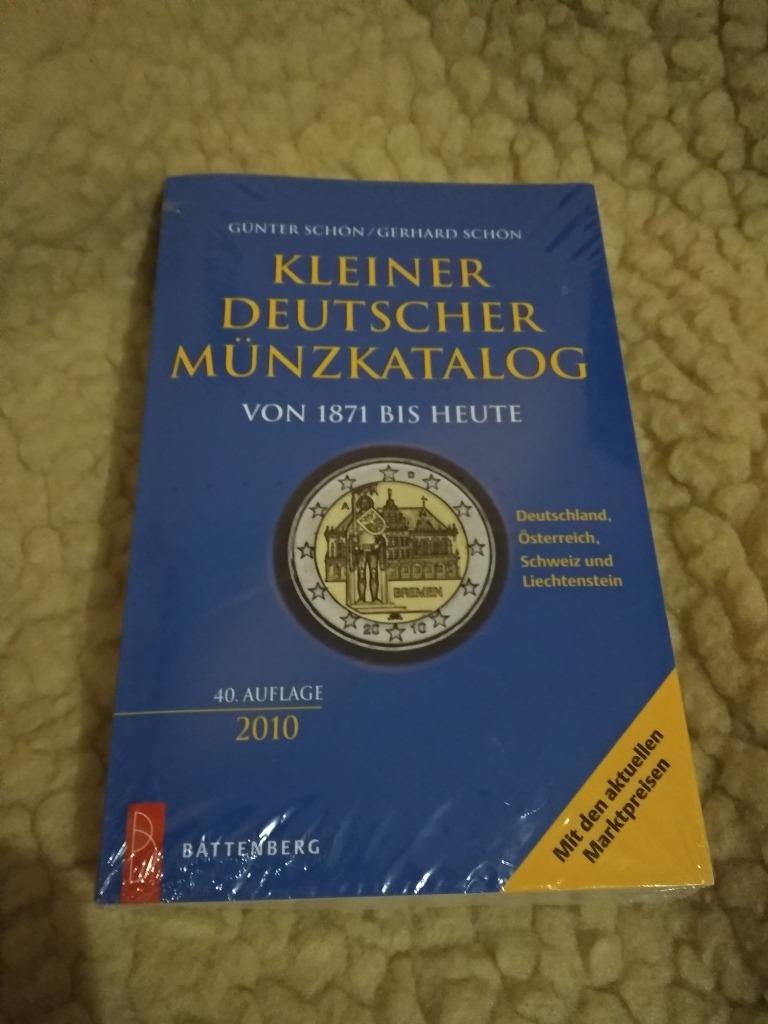 Mały katalog monet niemieckich