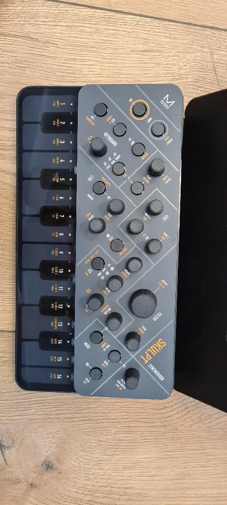 Item Modal electronics SKULPT  - syntezator  a