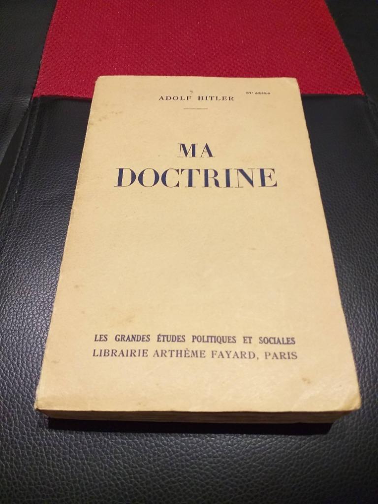Adolf Hitler Ma Doctrine
