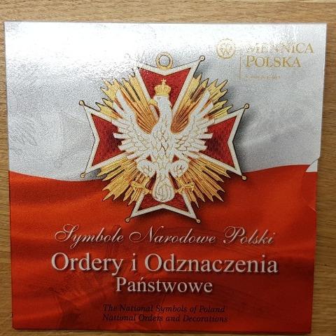 Symbole Narodowe Polski - Ordery i Odznaczenia