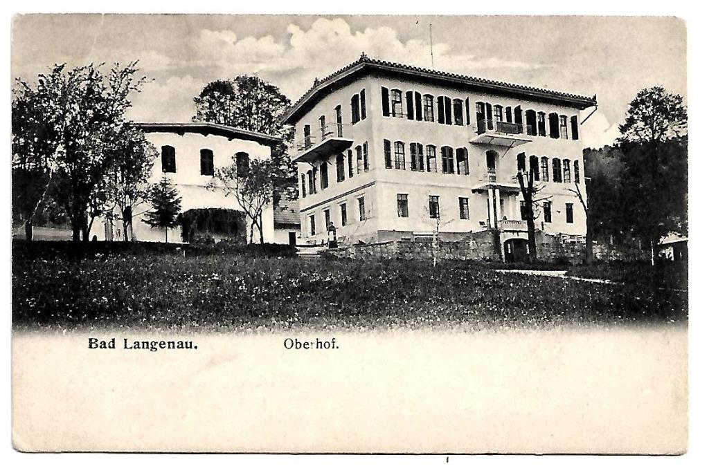 Długopole Zdrój  , (Bad Langenau)