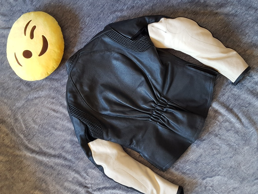 Hein gericke куртка мотоциклетная кожанная женская 40, фото 1