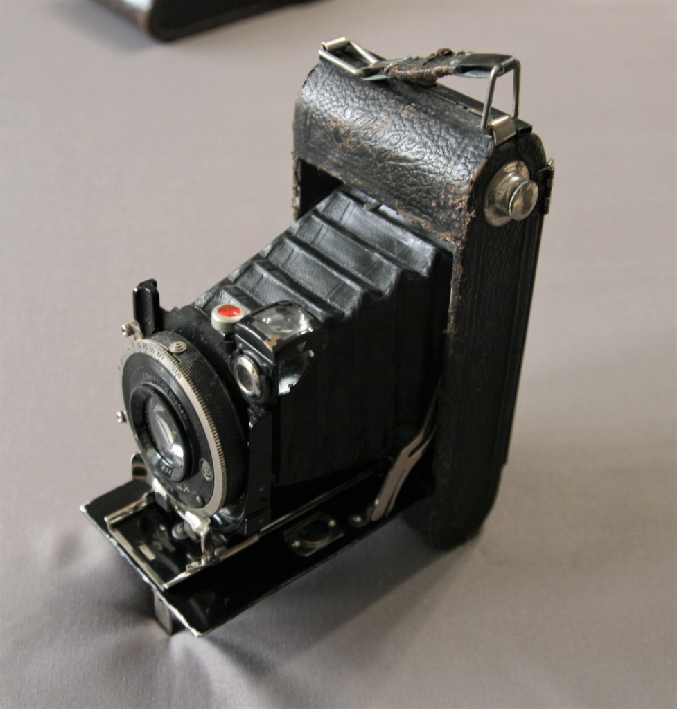 Сильфонный аппарат Compur-Ihagee