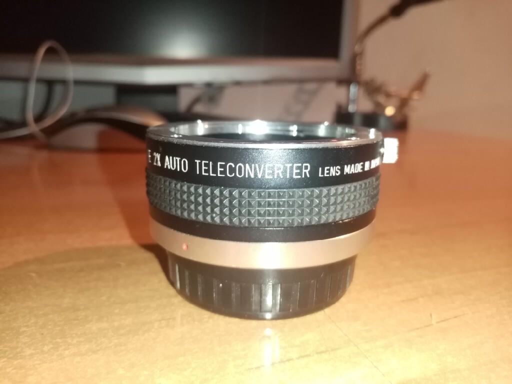 Telekonwerter aparatu fotograficznego Revue