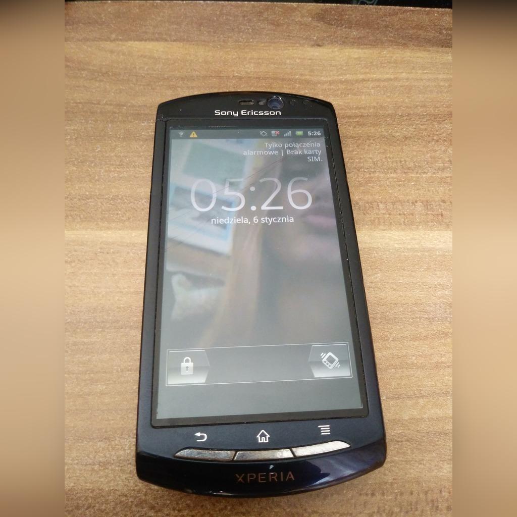 Smartfon Sony Xperia Neo V 512 256 Mb Czarny 9974672683 Sklep Internetowy Agd Rtv Telefony Laptopy Allegro Pl