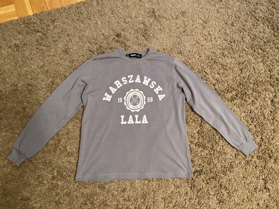 Koszulka Plny Lala Longsleeve Warszawska Lala Grey Kup Teraz Za 60 00 Zl Gora Kalwaria Allegro Lokalnie