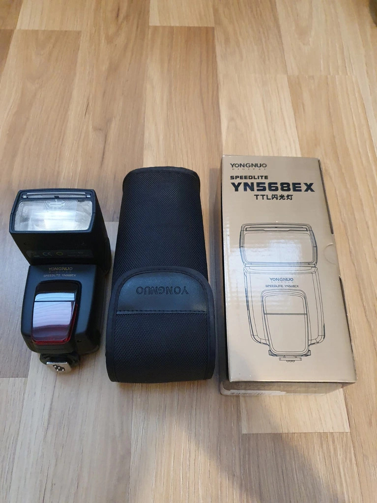Item Yongnuo YN-568EX e-ttl HSS Nikon