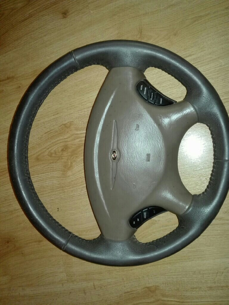 Picture of STEERING WHEEL Z AIR BAG CHRYSLER VOYAGER TOWN COUNTRY