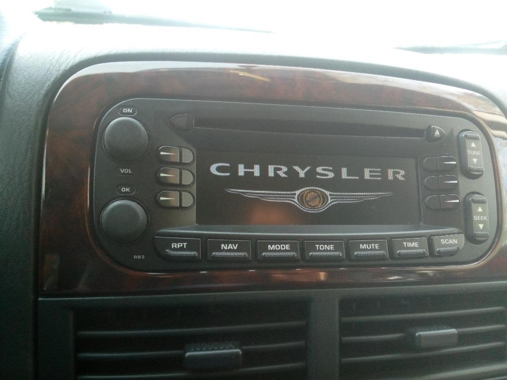 радио chrysler  джип  rb3 беккер версия eu