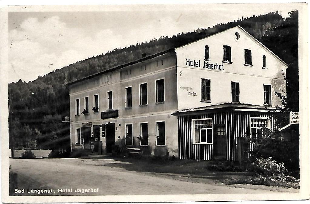Długopole Zdrój, (Bad Langenau),1931 rok