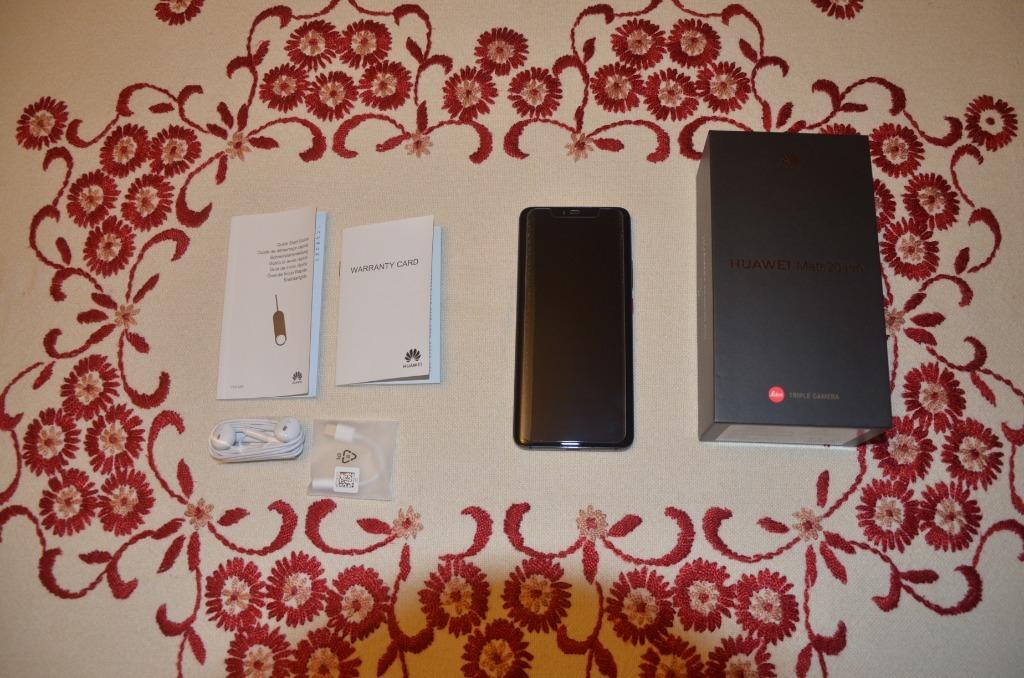 Купить Huawei Mate 20 Pro 128G на Otpravka - цены и фото - доставка из Польши и стран Европы в Украину.