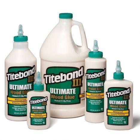 Titebond III ULTIMATE Wood Glue 946 ml