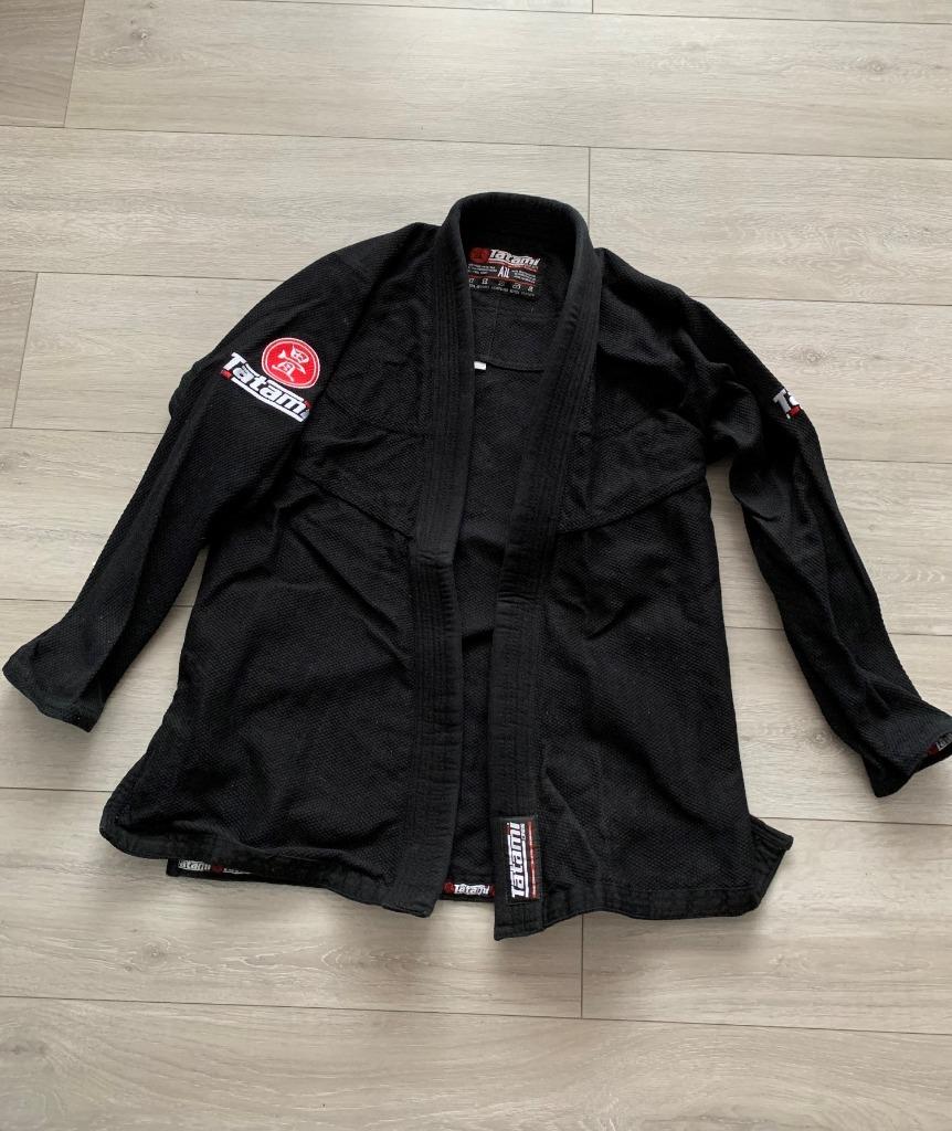 Tatami Kimono/GI BJJ Nova Minimo 2.0 Czarne A1L