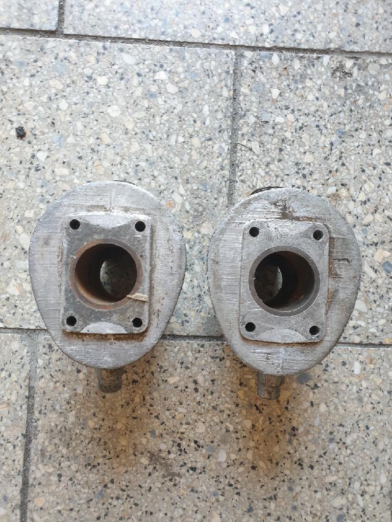 Цилиндр двигатель запчасти romet мопедик komar g12, фото 0
