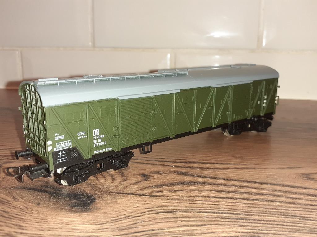 Piko wagon towarowy kryty 5/6421-012