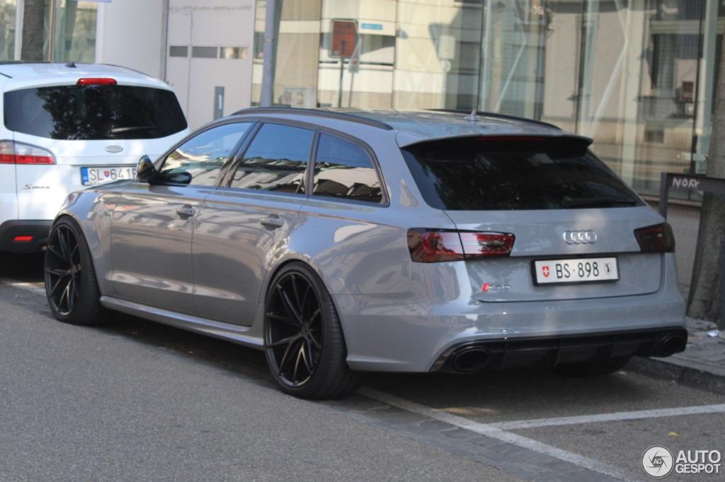 Audi A6 C7 Avant Trims Roof Black Set Xdalys Lt