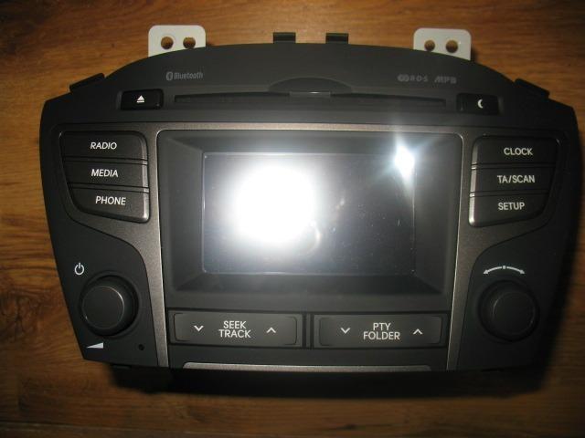 радио hyundai ix35 возможность не использовался оригинал