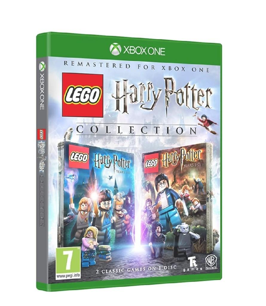 Nowa Gra Lego Harry Potter Collection Xbox One Kup Teraz Za 102 00 Zl Poznan Allegro Lokalnie
