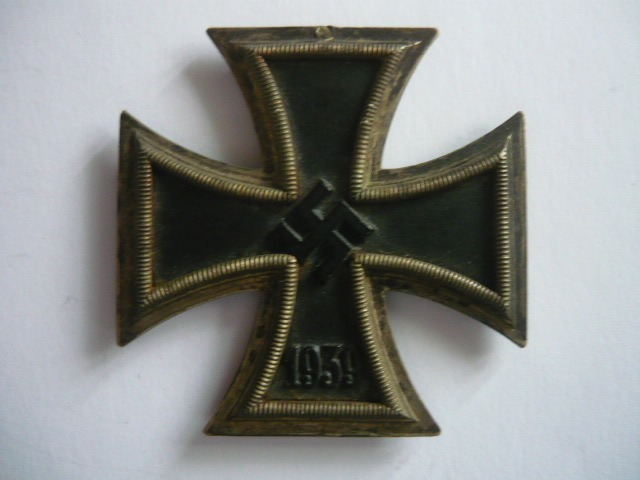 Крест Желязного-II WS-1939-ORGINAL-Интересное
