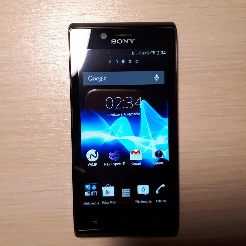 Sony Xperia J Zadbany Kup Teraz Za 90 00 Zl Kolobrzeg Allegro Lokalnie