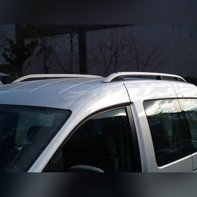 рейлинги кровельные vw volkswagen caddy 2003+