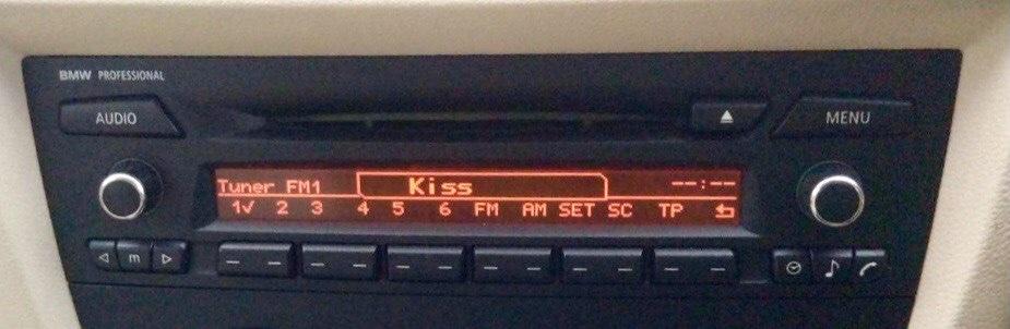 радио bmw e92 e91 e90 original