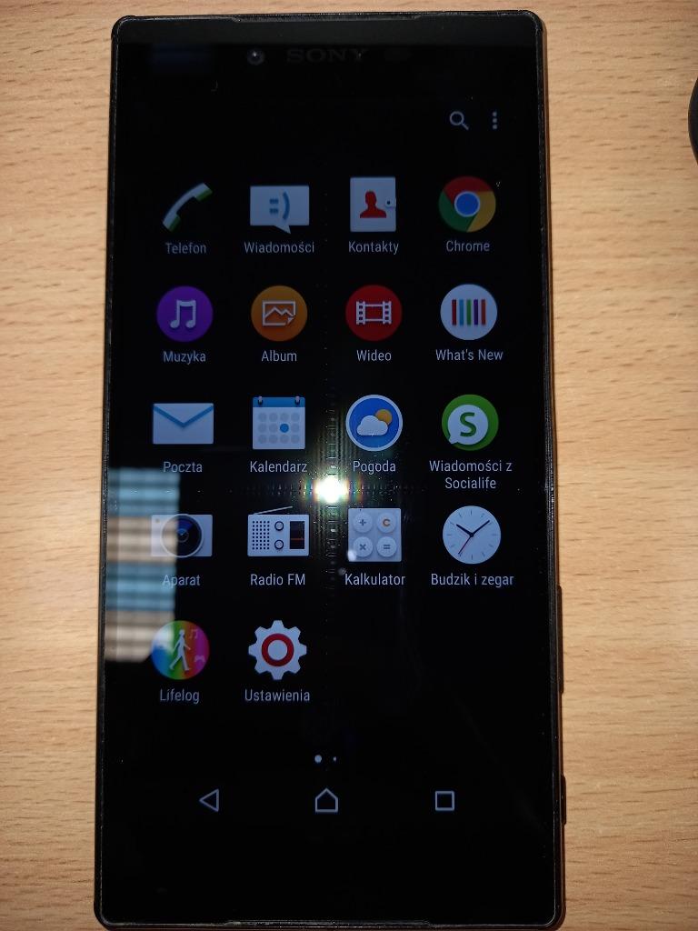 Licytacja Sony Xperia Z5 Premium Szklo Gdansk Allegro Lokalnie