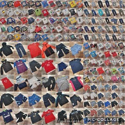 Детская одежда б / у, сорт микс оптом