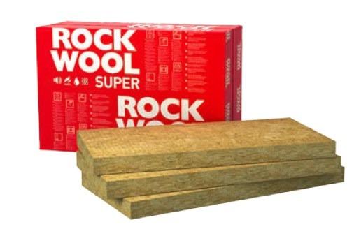 Welna Skalna Rockwool Grubosc 150 Mm 15 Cm Plyty Kup Teraz Za 23 50 Zl Wroclaw Allegro Lokalnie
