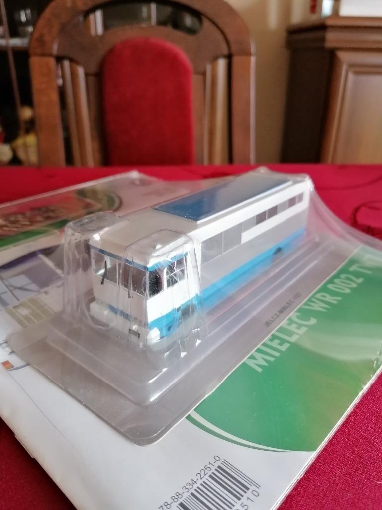 JELCZ Mielec WR 002 Kultowe autobusy prl-u  Nowy