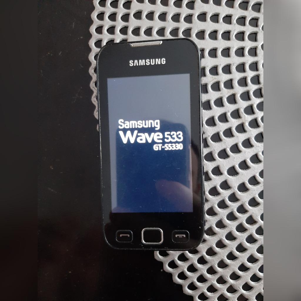 Samsung Wave 533 Kup Teraz Za 50 00 Zl Kazimierza Wielka Allegro Lokalnie