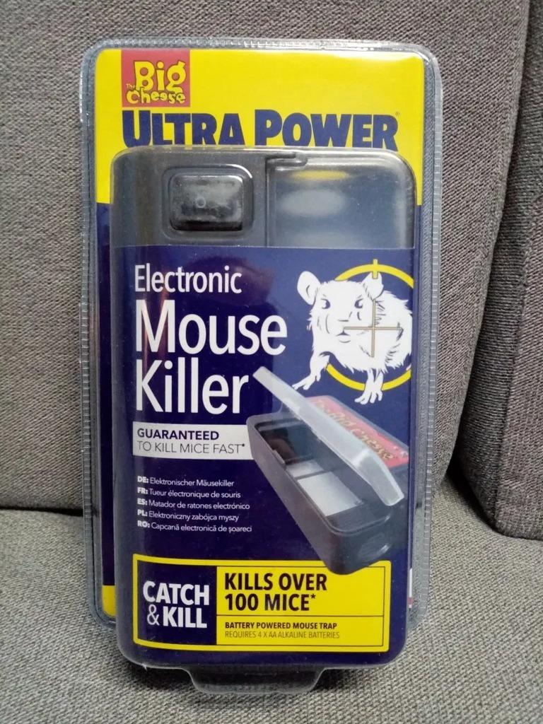 Elektropułapka на мыши. Ловушка. Дешевле!