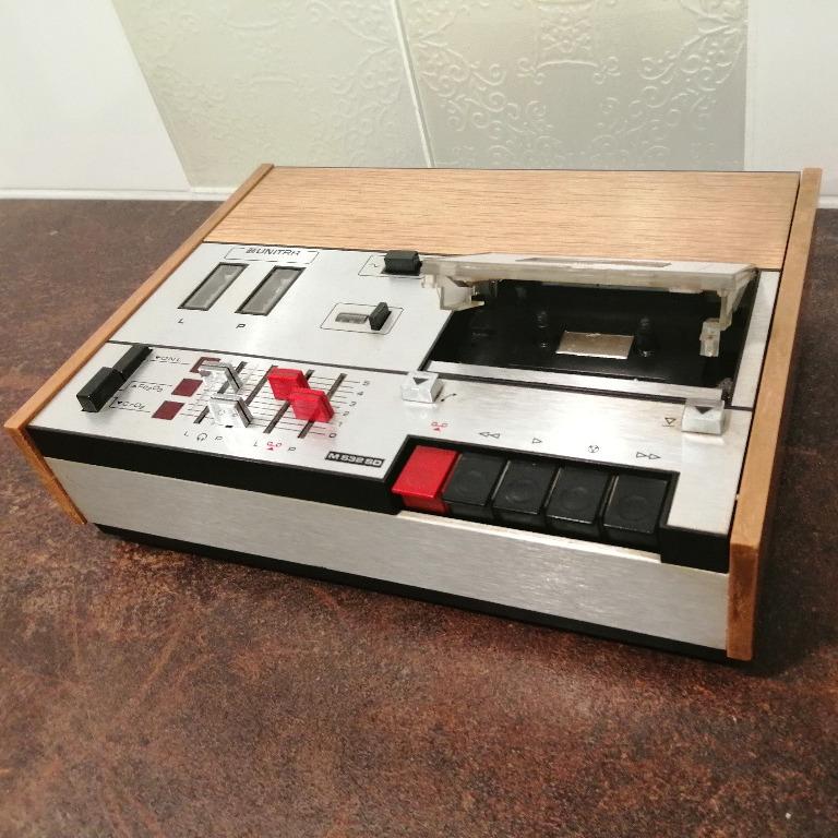 magnetofon Unitra M 532 SD - PR